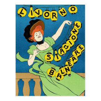 Postcard: Leonetto Cappiello - Liverno Postcard