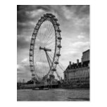 """Postcard """"London Eye"""""""