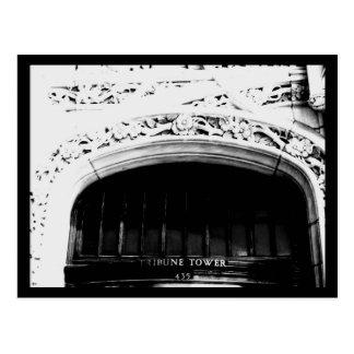 Postcard-Love Art House-Vintage Architecture 15 Postcard