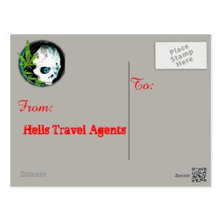 Postcard LS & BC (BUZZARD) (REPR)