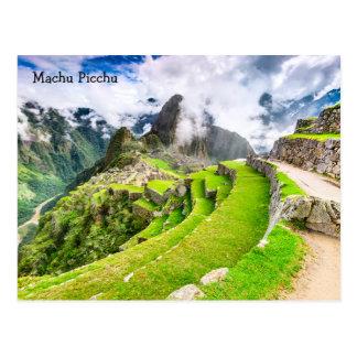 Postcard Machu Picchu, Cusco - Peru