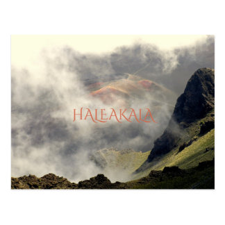 "postcard/MAUI /HAWAII /""HALEAKALA IN CLOUDS"" Postcard"