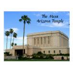 Postcard - Mesa Arizona Temple