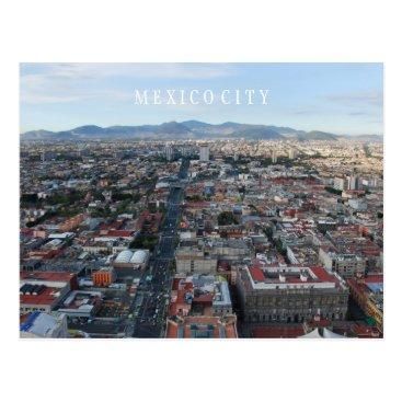 Aztec Themed Postcard | Mexico - Mexico City