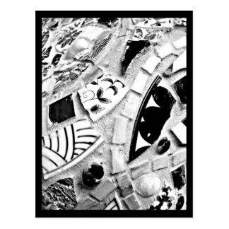 Postcard-Misc/Abstract-Mosaics 15 Postcard