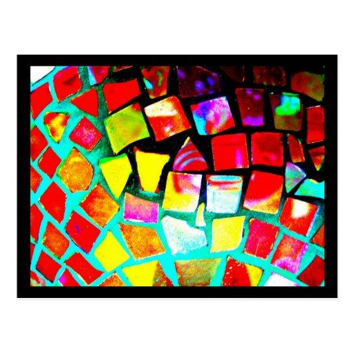 Postcard-Misc/Abstract-Mosaics 19