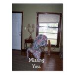 Postcard , Missing You.