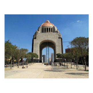 Postcard Monument to the Revolution, Mexico City C