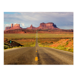 Postcard Monument Valley Utah ~the Navajo Nation