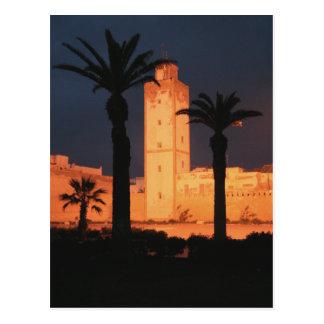 Postcard Mosque Essaouira, Morocco