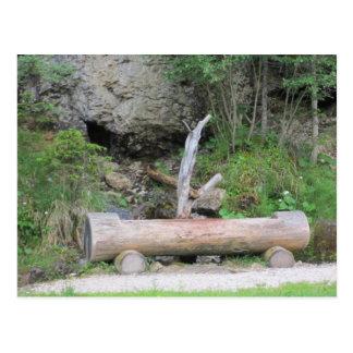 Postcard- Mountain Trough Postcard
