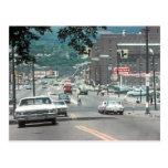 Postcard Mulberry St. Scranton Pa.