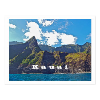 POSTCARD/NAPALI COAST/KAUAI,HAWAII POSTCARD