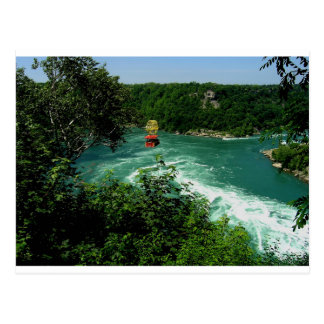 Postcard Niagara River Whirlpool Aero Car 100 year