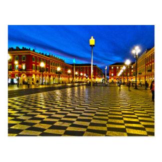 Postcard Niza, Provence-Alpes-Côte-D' Azul, Tarjetas Postales