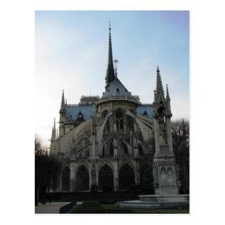 Postcard Notre Dame de Paris