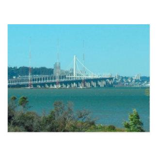Postcard - Oakland Bay Bridge