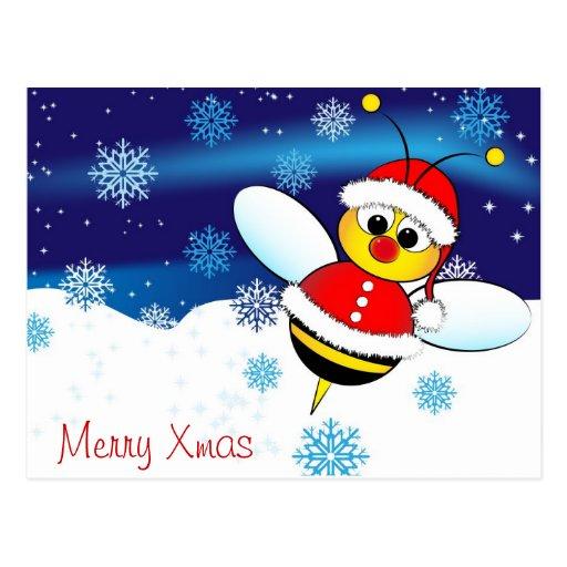 Postcard of Christmas