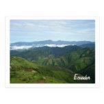 postcard of Ecuador