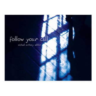 Postcard of Follow Your Call
