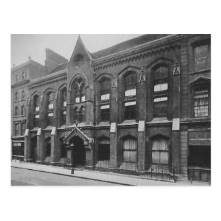 Postcard of Grafton Street