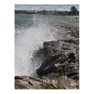 Postcard of Grand Traverse Bay, MI