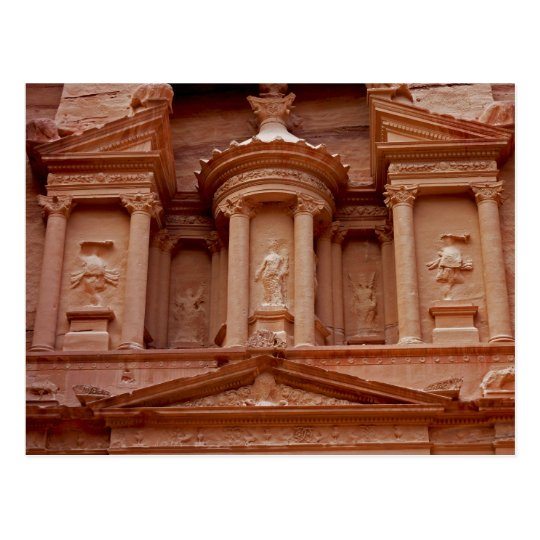 Postcard of Petra, Jordan