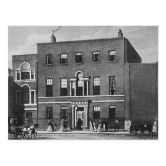 Postcard of Red Cross Street