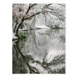 Postcard of Winter Scenery