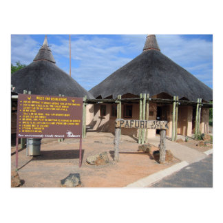 Postcard Pafuri Spoils (North Entrance Kruger Park