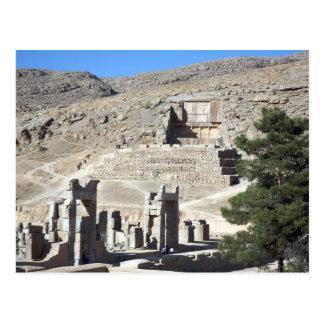 Postcard Persepolis, Iran