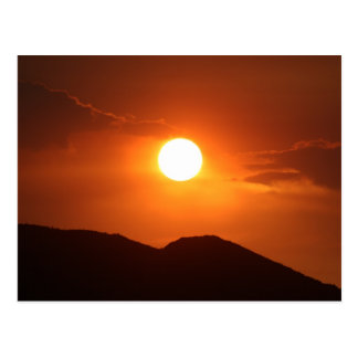 Postcard Photography of an Arizona sunset 5.