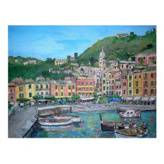 Postcard - Portofino Postcards