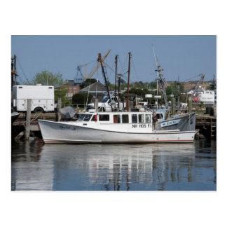 Postcard Portsmouth Harbor