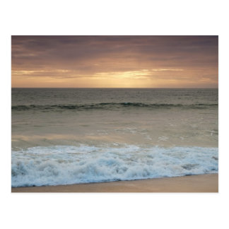 Postcard: Praia do Trafal Beach. Portugal Postcard
