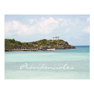 postcard, PROVIDENCIALES, TURKS & CAICOS ISLANDS Postcard