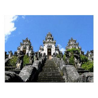 Postcard Pura Lempuyang Luhur, Bali