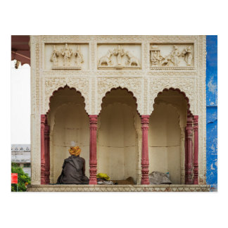 Postcard Pushkar Camel Fair, Rajasthan, India Postal