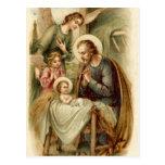 Postcard (Quote): St. Joseph Nativity