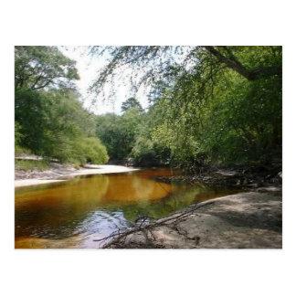 Postcard - River Bend
