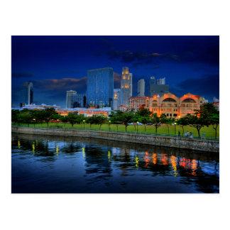 Postcard Robertson Walk, Singapore
