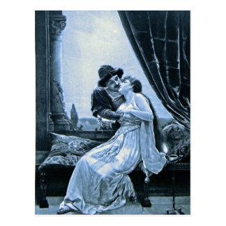 Postcard ~  Romeo & Juliet Photogravure
