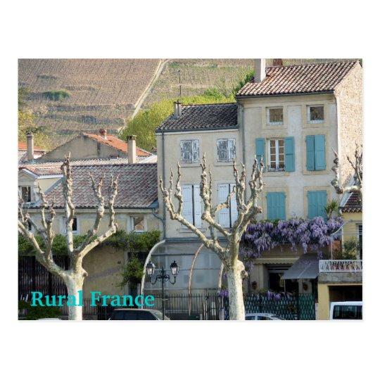 POSTCARD - Rural France
