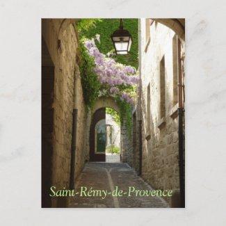 POSTCARD - Saint-Rémy-de-Provence zazzle_postcard