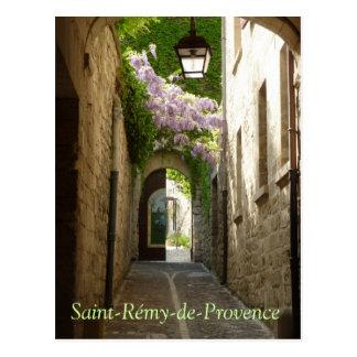 POSTCARD - Saint-Rémy-de-Provence