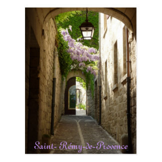 POSTCARD Saint- Rémy-de-Provence