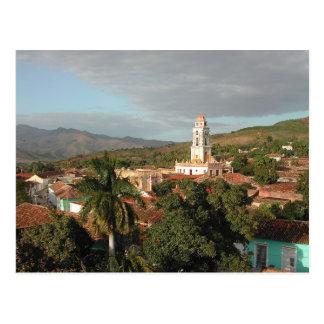 Postcard Sancti Spiritus en Trinidad, Cuba Postales