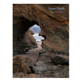 Postcard: Sandstone Keyhole Postcard
