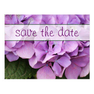 Postcard ~ save the date