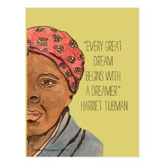 "Postcard ""Sisterhood"" series- Harriet"